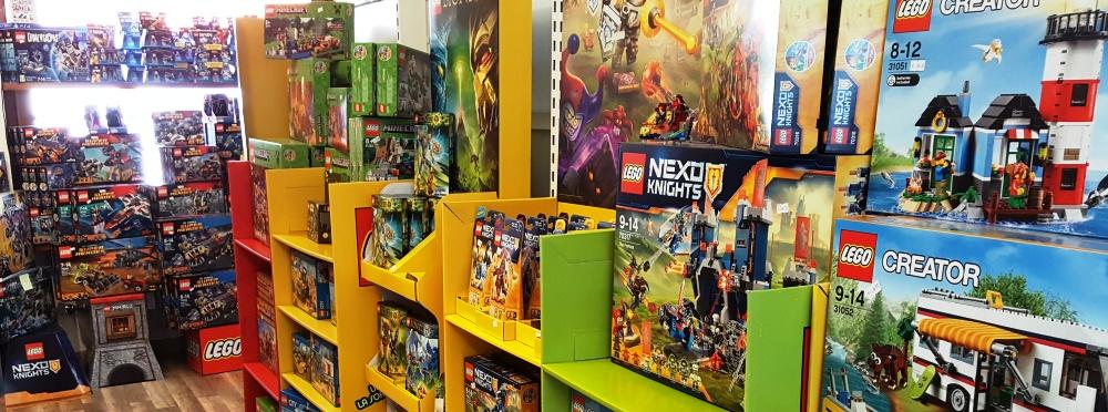 Catalogo completo giochi LEGO