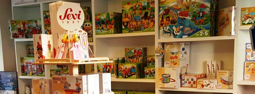 Catalogo completo giocattoli in legno Sevi